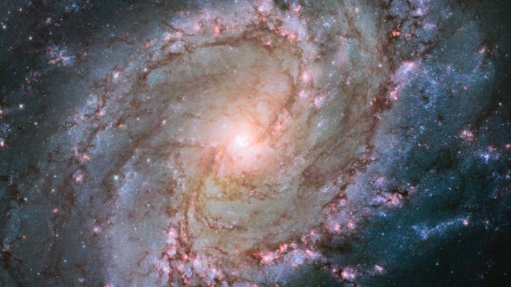 messier by hubble